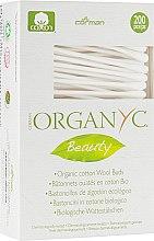 Духи, Парфюмерия, косметика Гигиенические ватные палочки - Corman Organyc Beauty Cotton Buds