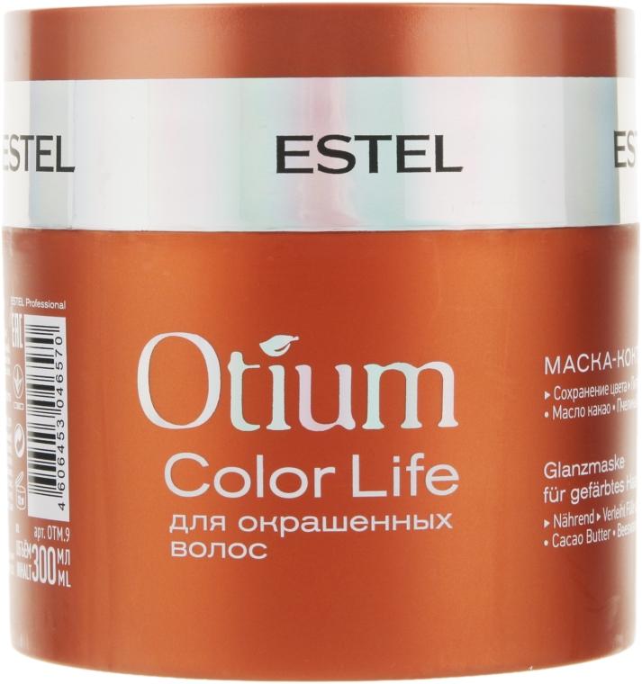 Маска-коктейль для окрашенных волос - Estel Professional Otium Color Life Mask