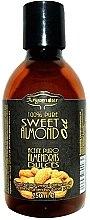 Духи, Парфюмерия, косметика Масло сладкого миндаля - Arganour 100% Pure Sweet Almond Oil