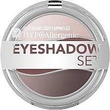 Духи, Парфюмерия, косметика Набор теней для век - Bell Hypo Allergenic Eyeshadow Set