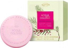 Духи, Парфюмерия, косметика Maurer & Wirtz 4711 Acqua Colonia Pink Pepper & Grapefruit - Парфюмированное мыло