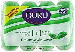 """Духи, Парфюмерия, косметика Мыло в экономичной упаковке """"Зеленый чай"""" - Duru 1+1 Soap"""