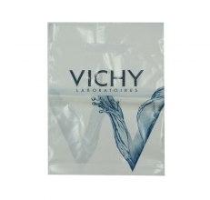 Духи, Парфюмерия, косметика Полиэтиленовый белый пакет - Vichy