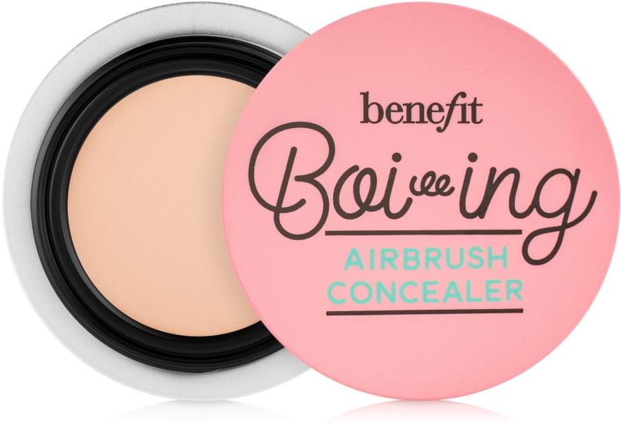 Маскирующий консилер для лица - Benefit Boi-Ing Airbrush Concealer