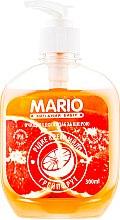 """Духи, Парфюмерия, косметика Жидкое крем-мыло """"Грейпфрут"""" - Mario"""