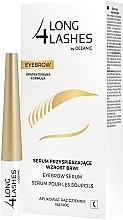 Духи, Парфюмерия, косметика Сыворотка для бровей - Long4Nails Eyebrow Enhancing Serum