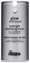 Духи, Парфюмерия, косметика Сыворотка для обновления кожи - Dr. Brandt Glow Overnight Resurfacing Serum