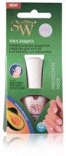 Духи, Парфюмерия, косметика Универсальное защитное средство для ногтей и кутикулы с UV-фильтром - SW Protection Mask