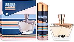 Духи, Парфюмерия, косметика Prive Parfums Windsor - Набор (edp 100ml + deo 175 ml)