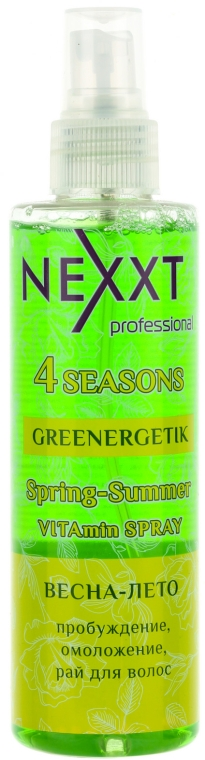 "Спрей ""Энергетик 4 сезона"" - Nexxt Professional Vitamin-Spray Creenergetik 4 Seasons"