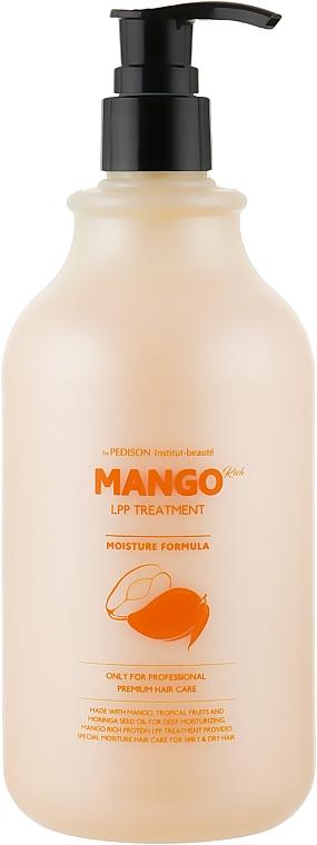 "Маска для волос ""Манго"" - Evas Pedison Institut-Beaute Mango Rich LPP Treatment"