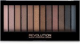 Духи, Парфюмерия, косметика Палетка теней для век - Makeup Revolution Redemption Iconic 1