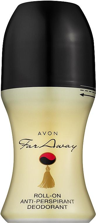 Avon Far Away - Шариковый дезодорант-антиперспирант