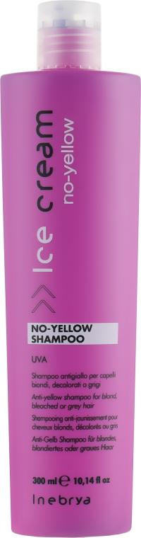 Набор - Inebrya No-Yellow Kit (shm/300ml + mask/300ml) — фото N3