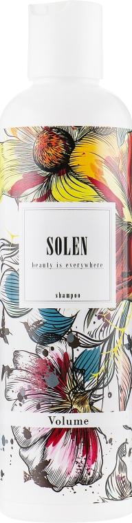 Шампунь для объема волос - Solen Volume Shampoo
