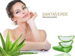 Крем для лица с алоэ вера интенсивного действия - Santa Verde Foundat Facial Care Rich Aloe Vera Cream — фото N5