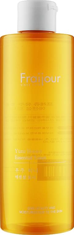 """Тонер для лица """"Прополис"""" - Fraijour Yuzu Honey Essential Toner"""