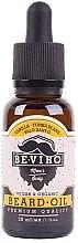 Масло для бороды - Be-Viro Beard Oil Vanilla Palo Santo Tonka Boby — фото N1