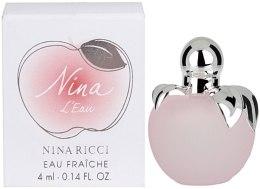 Духи, Парфюмерия, косметика Nina Ricci Nina L'Eau - Туалетная вода (мини)