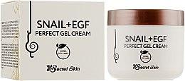 Духи, Парфюмерия, косметика Крем-гель для лица с экстрактом улитки - Secret Skin Snail Egf Perfect Gel Cream