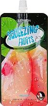 "Духи, Парфюмерия, косметика Крем для рук ""Персик"" - Guerisson Squeezing Fruit Hand Cream Peach"