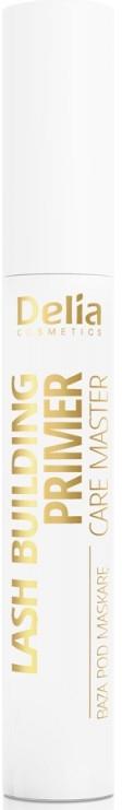 База под тушь для ресниц - Delia Cosmetics Lash Buiding Primer Care Master