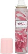Духи, Парфюмерия, косметика Coty L'Aimant Fleur De Rose - Спрей для тела