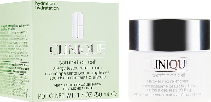 Clinique Comfort On Call Allergy Tested