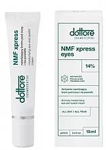 Духи, Парфюмерия, косметика Увлажняющий крем для век - Dottore NMF Xpress Cream Eyes