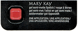 Парфумерія, косметика Гелева матова помада для губ - Mary Kay Gel Matte Lipstick (пробник)