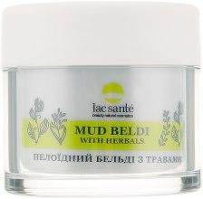 Духи, Парфюмерия, косметика Пелоидный бельди-скраб с травами - Lac Sante Mud Beldi