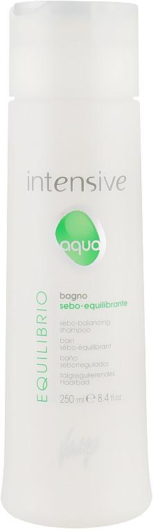 Шампунь себонормализирующий - Vitality's Intensive Aqua Equilibrio Sebo-Balancing Shampoo