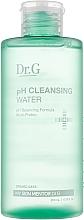 Духи, Парфюмерия, косметика Очищающая вода для снятия макияжа - Dr.G Ph Cleansing Water