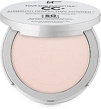 Духи, Парфюмерия, косметика Пудра для лица - It Cosmetics Your Skin But Better CC+ Airbrush Perfecting Powder SPF 50+