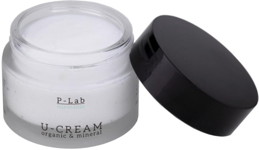 Минеральный крем с маслом макадамии - Pelovit-R U-Cream P-Lab Mineralize