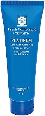 РАСПРОДАЖА Гель для очищения кожи с высыпаниями - Tenamyd Canada Platinum Acne Care Clarifying Foam Cleanser * — фото N1
