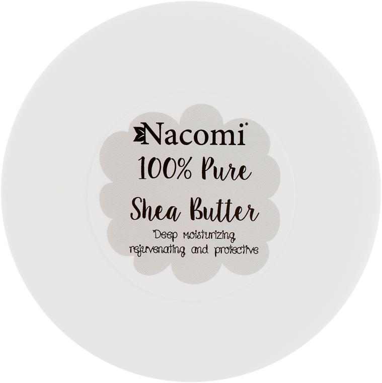 Масло Ши - Nacomi Natural Shea Butter