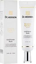 Духи, Парфюмерия, косметика Крем-маска для лица - Dr.Hedison Gold Caviar Mask