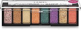Духи, Парфюмерия, косметика Пигменты для макияжа - Lamel Professional Pigment Studio For Makeup Artist