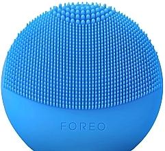 Духи, Парфюмерия, косметика Очищающая насадка-щетка и массажер для лица - Foreo Luna Play Smart 2 Peek-A-Blue