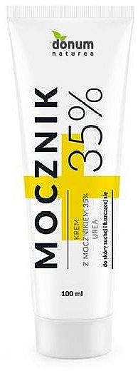 Крем с мочевиной для сухой кожи - Miamed Donum Urea 35%