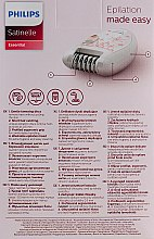 Компактный эпилятор - Philips HP6420/00 — фото N4