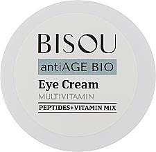 "Духи, Парфюмерия, косметика Крем вокруг глаз ""Мультивитамин молодости"" - Bisou AntiAge Bio Eye Cream"