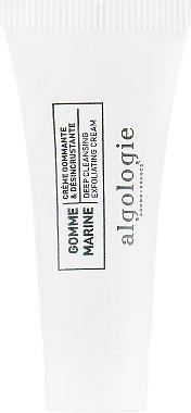 Крем-гоммаж для глубокого очищения - Algologie Energy Plus Deep Cleansing Exfoliating Cream (пробник) — фото N1