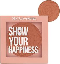 Духи, Парфюмерия, косметика Бронзатор - Pastel Show Your Happiness