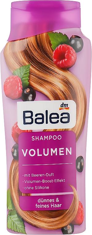 Шампунь для объема волос без силиконов - Balea Shampoo Volumen
