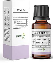 "Духи, Парфюмерия, косметика Эфирное масло ""Лаванда"" - Pharma Oil Lavender Essential Oil"