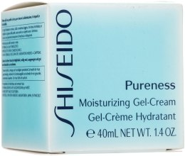 Духи, Парфюмерия, косметика Увлажняющий гель-крем - Shiseido Pureness Moisturizing Gel-Cream