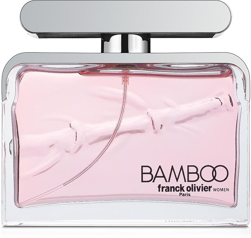 Franck Olivier Bamboo For Women - Парфюмированная вода