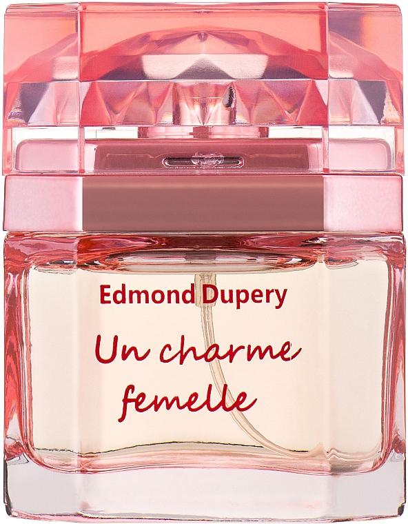Аромат Edmond Dupery Un Charme Femelle - Туалетная вода
